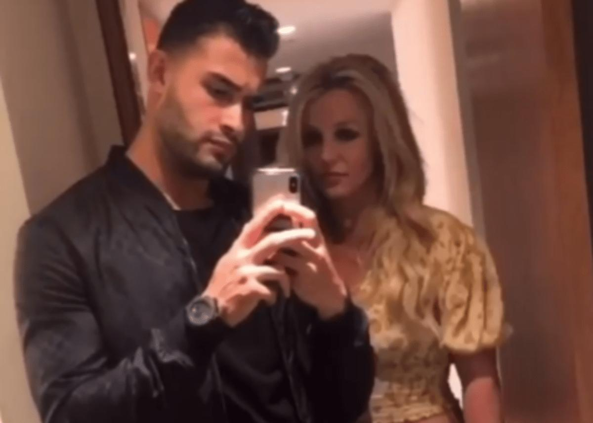 Britney Spears Wants To Marry Sam Asghari, Report