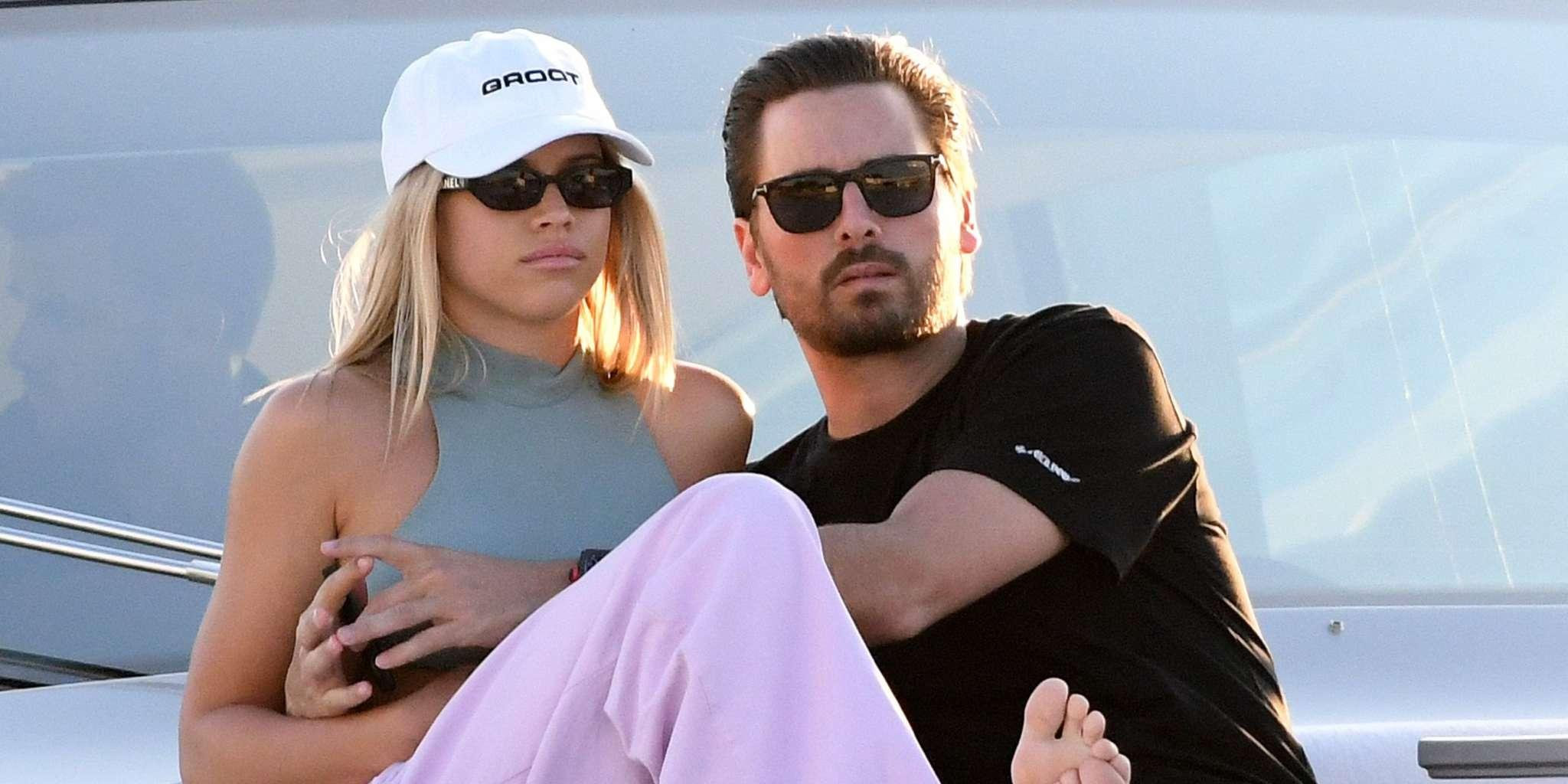 Scott Disick 'Very, Very Happy With' Sofia Richie - His Thoughts On Marrying Her Revealed!