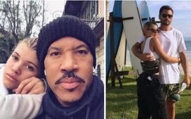 Lionel Richie Is Reportedly Starting To Accept Daughter Sofia Richie Dating Scott Disick