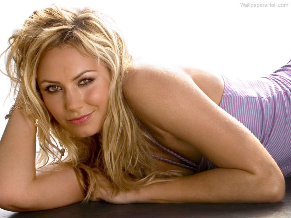 Stacy Keibler Is Having Her Third Baby With Husband Jared Pobre