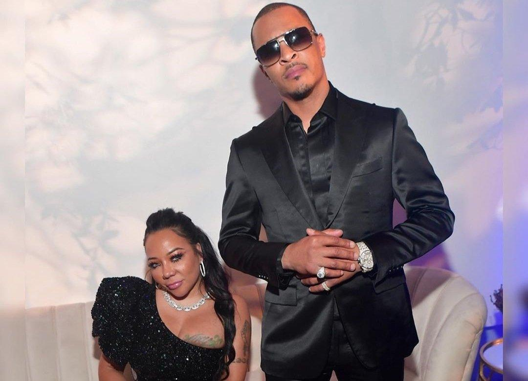 T.I. Writes Sweet And Touching Message For Tiny Harris - Check It Out!