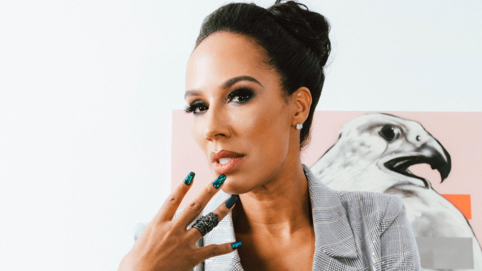 RHOA: Tanya Sam Trends On Twitter After Wow'ing Viewers