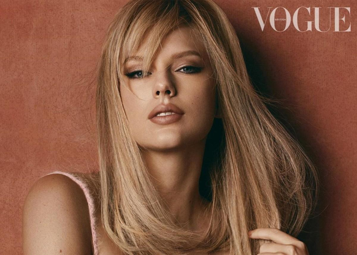 Taylor Swift Covers British Vogue — Talks Living In The UK And Her Favorite British Words