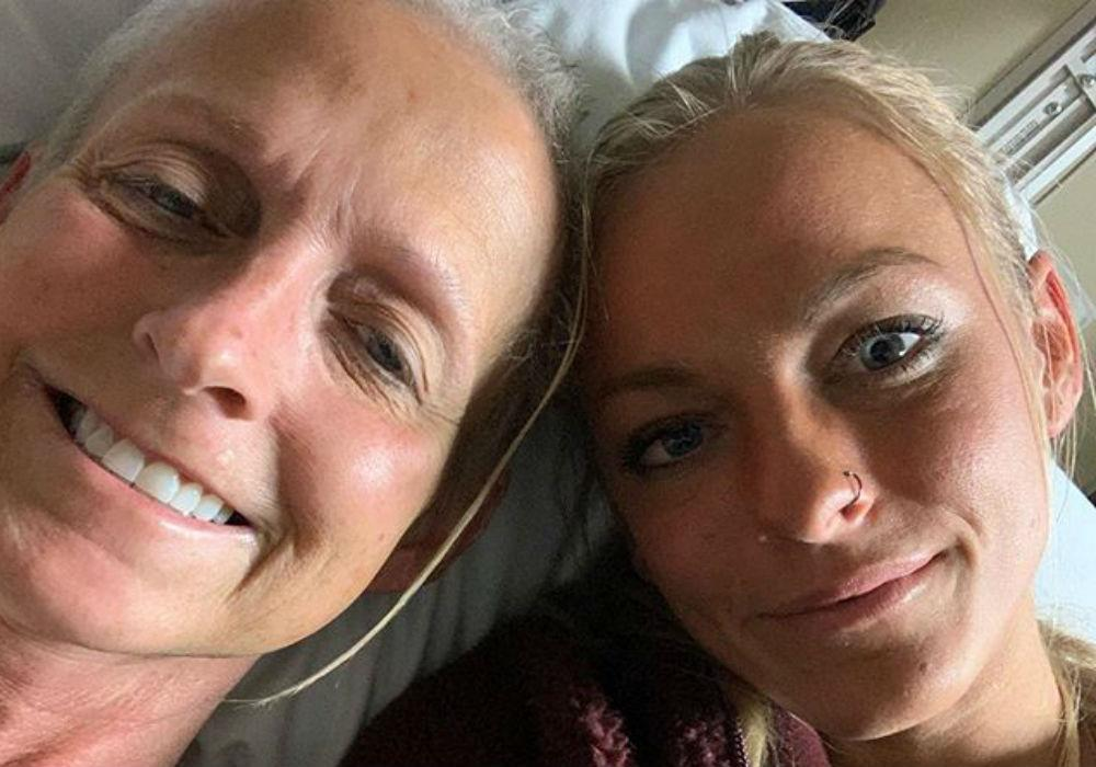 Teen Mom - Mackenzie McKee's Mom Loses Her Long Battle With Cancer