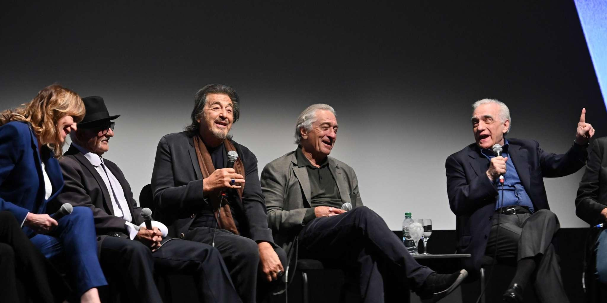 The Irishman Is A Hit -- But Netflix Culture Wants To Make It A Series Due To 3 Hour Run Time