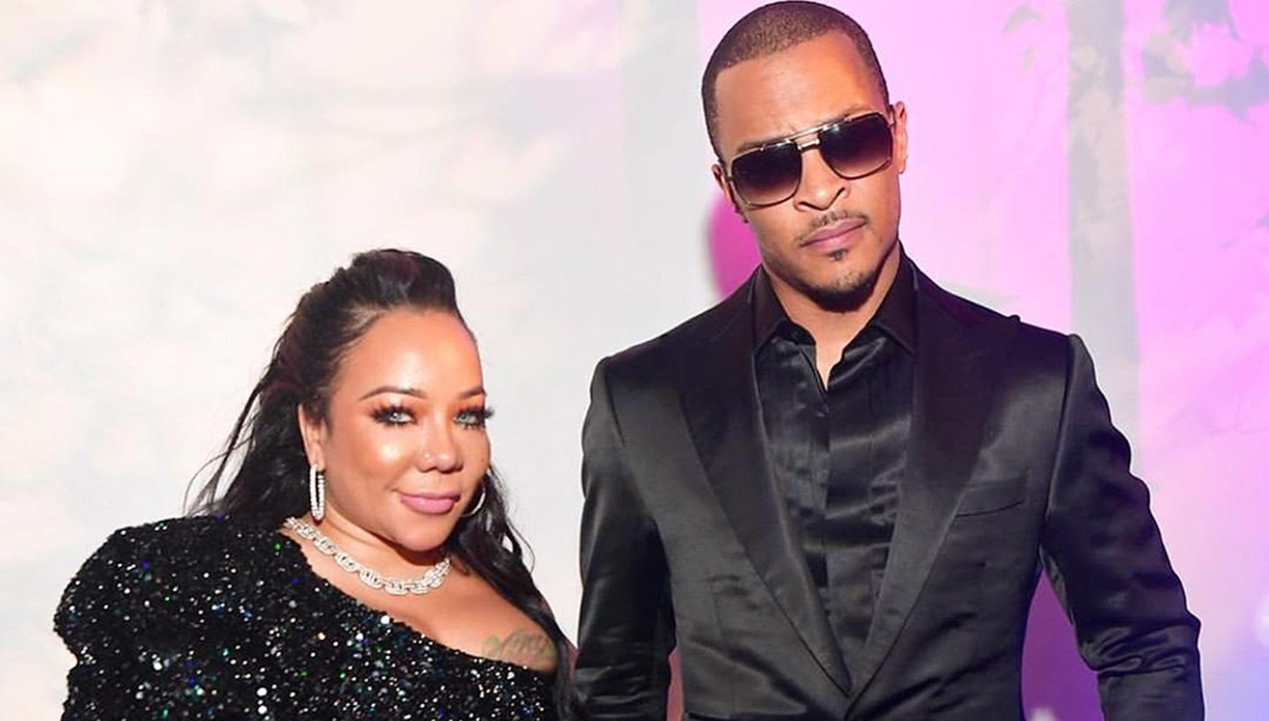 Tiny Harris Gushes Over Her Husband, T.I.: 'Imperfect Love Story'
