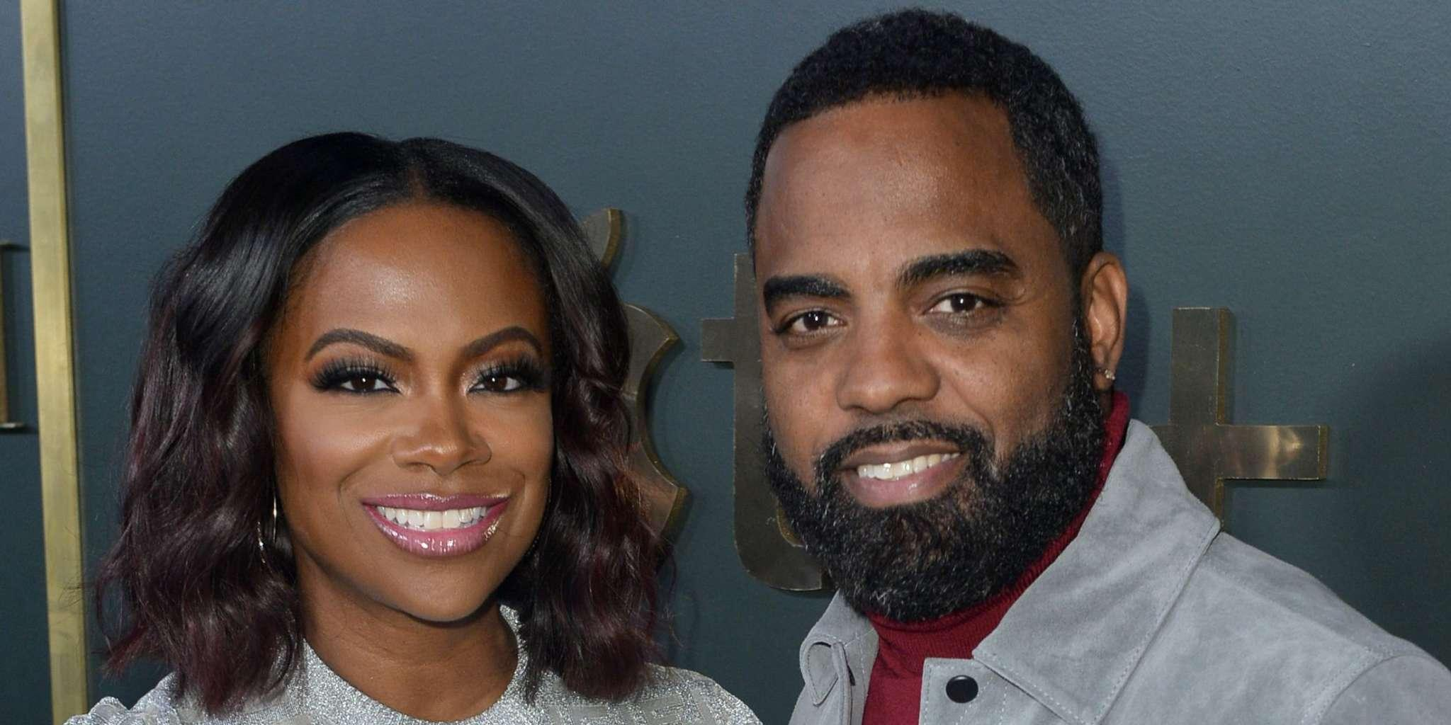 Kandi Burruss Slams Husband Todd Tucker On Vlog For Partying Only Days After They Welcomed Their Baby Girl!