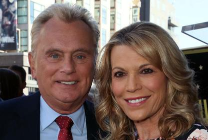 Vanna White Steps In For Pat Sajak As Host Of Wheel Of Fortune For The First Time In 37 Years