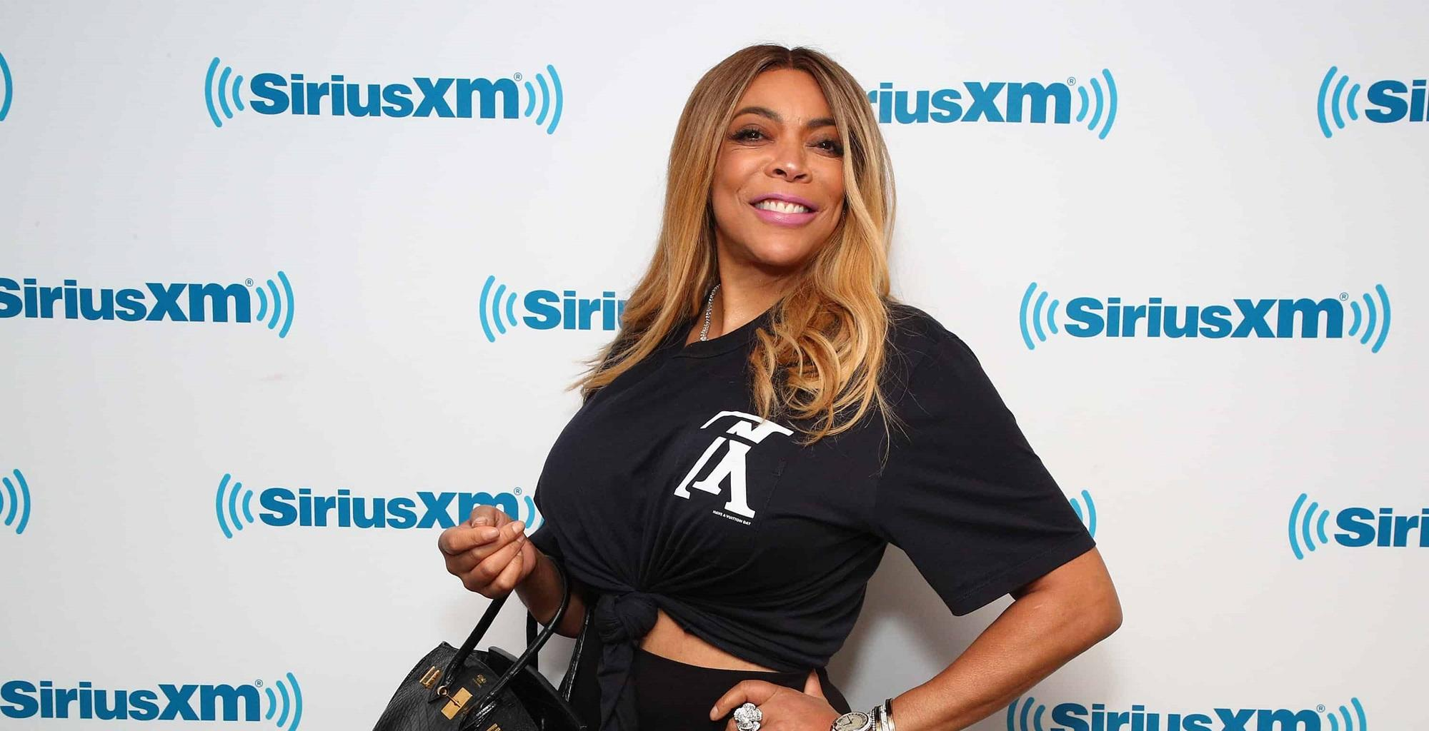 Wendy Williams Shades Ex-Husband Kevin Hunter Sr. With This Message And Announces A New Chapter In Her Life