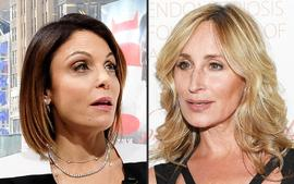 Sonja Morgan Says She's 'Happy' That Bethenny Frankel Left RHONY - Here's Why!