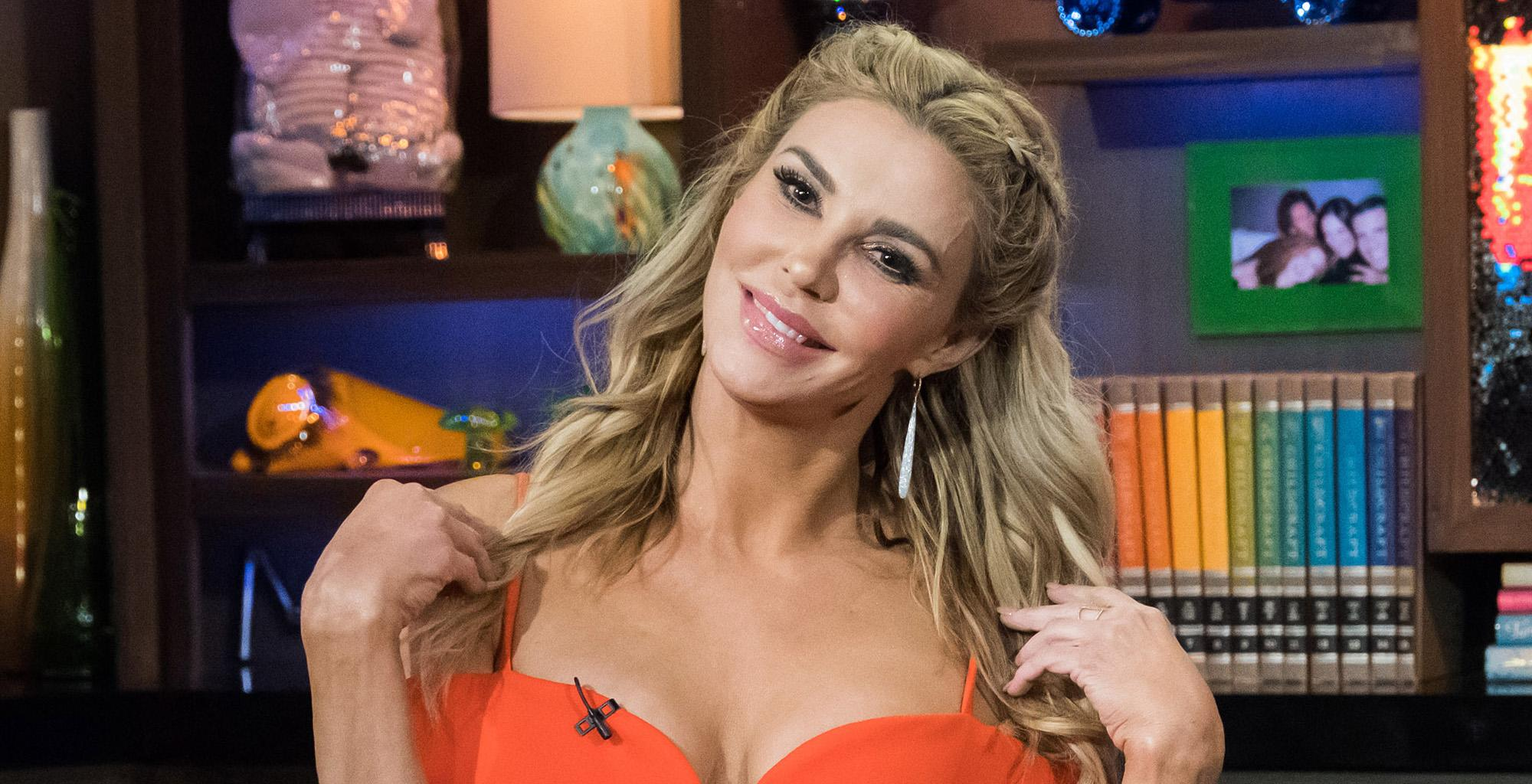 Brandi Glanville Reportedly Warned Denise Richards She'd Be The RHOBH Cast's Target This Season