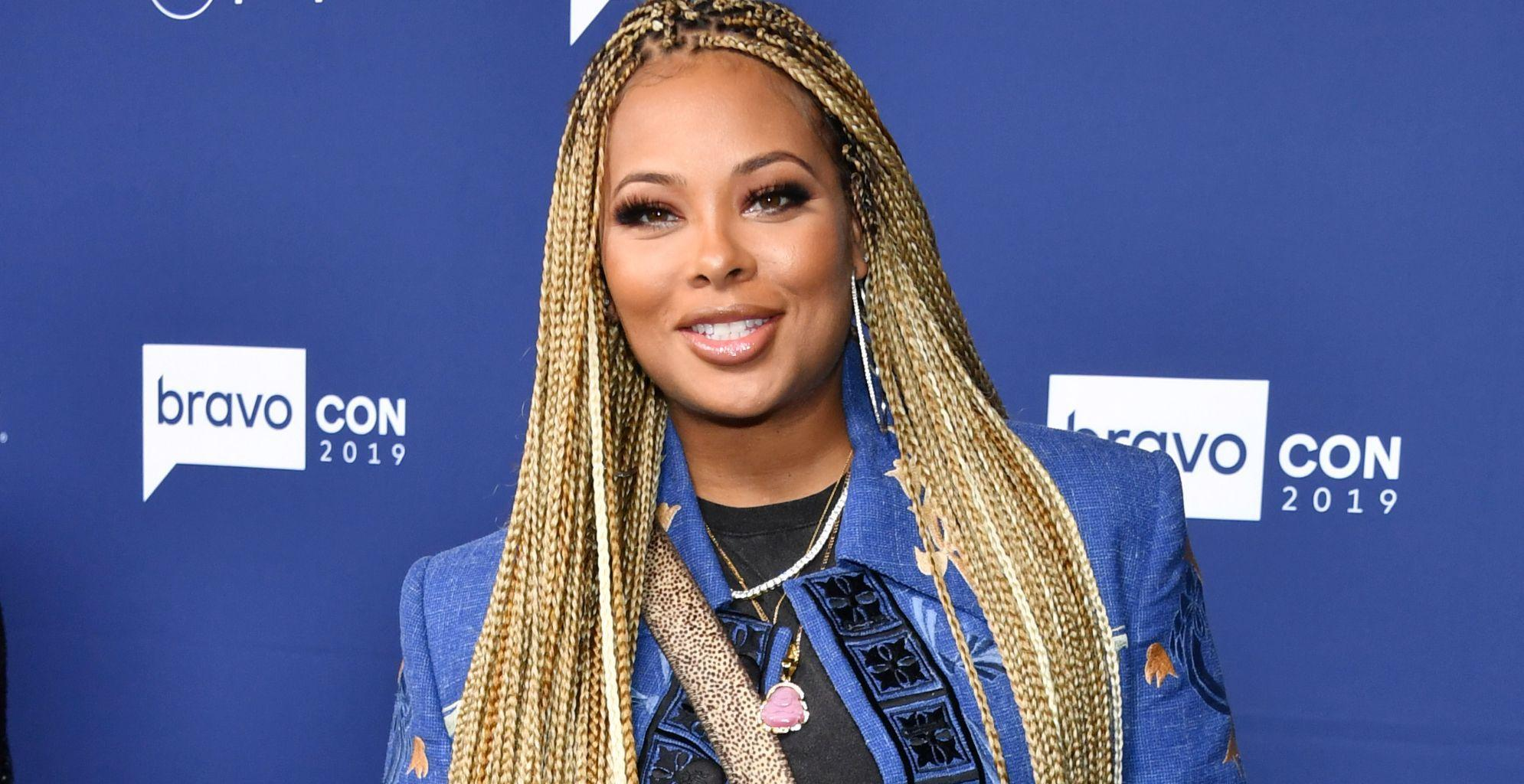 Eva Marcille Starts Her New Year's Resolution Earlier This Year