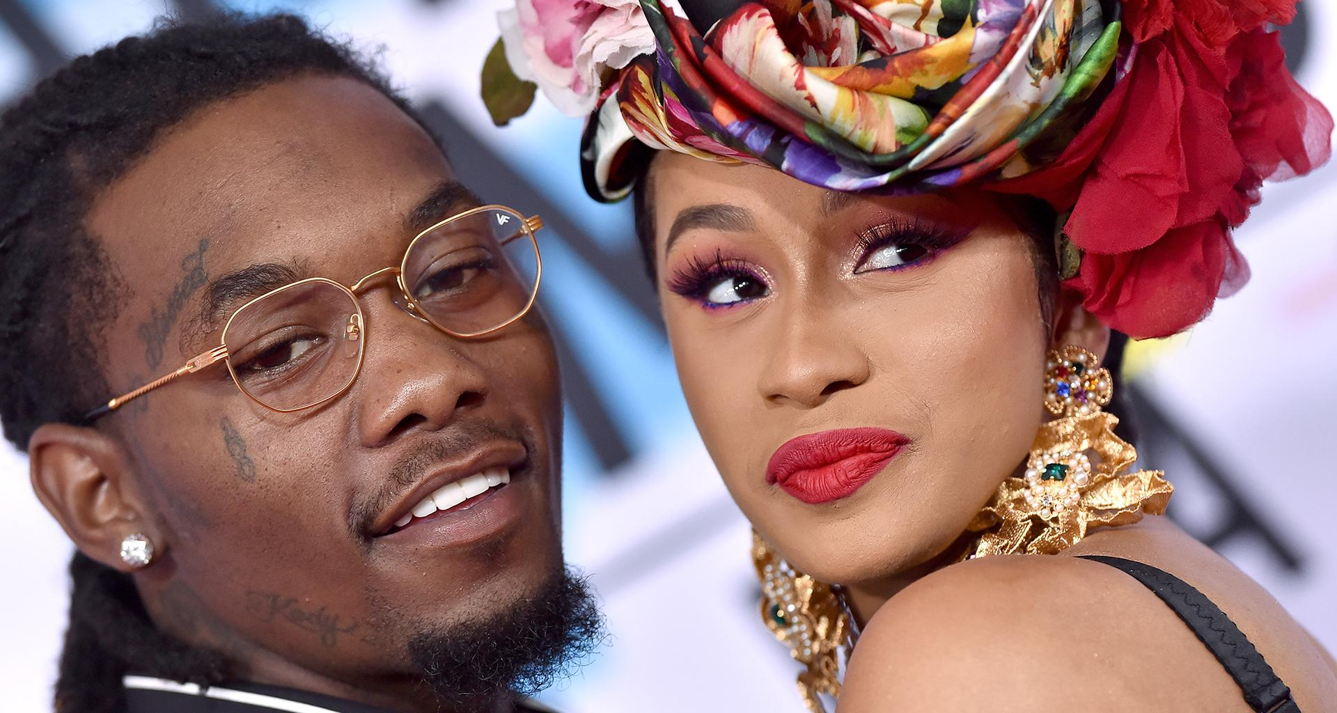 Cardi B Threatens To 'Beat Up' Offset If He Cheats Again!