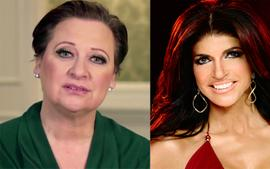 Teresa Giudice And Caroline Manzo Reportedly Had A Chat To 'Clear The Air' Before Their Surprising Reunion