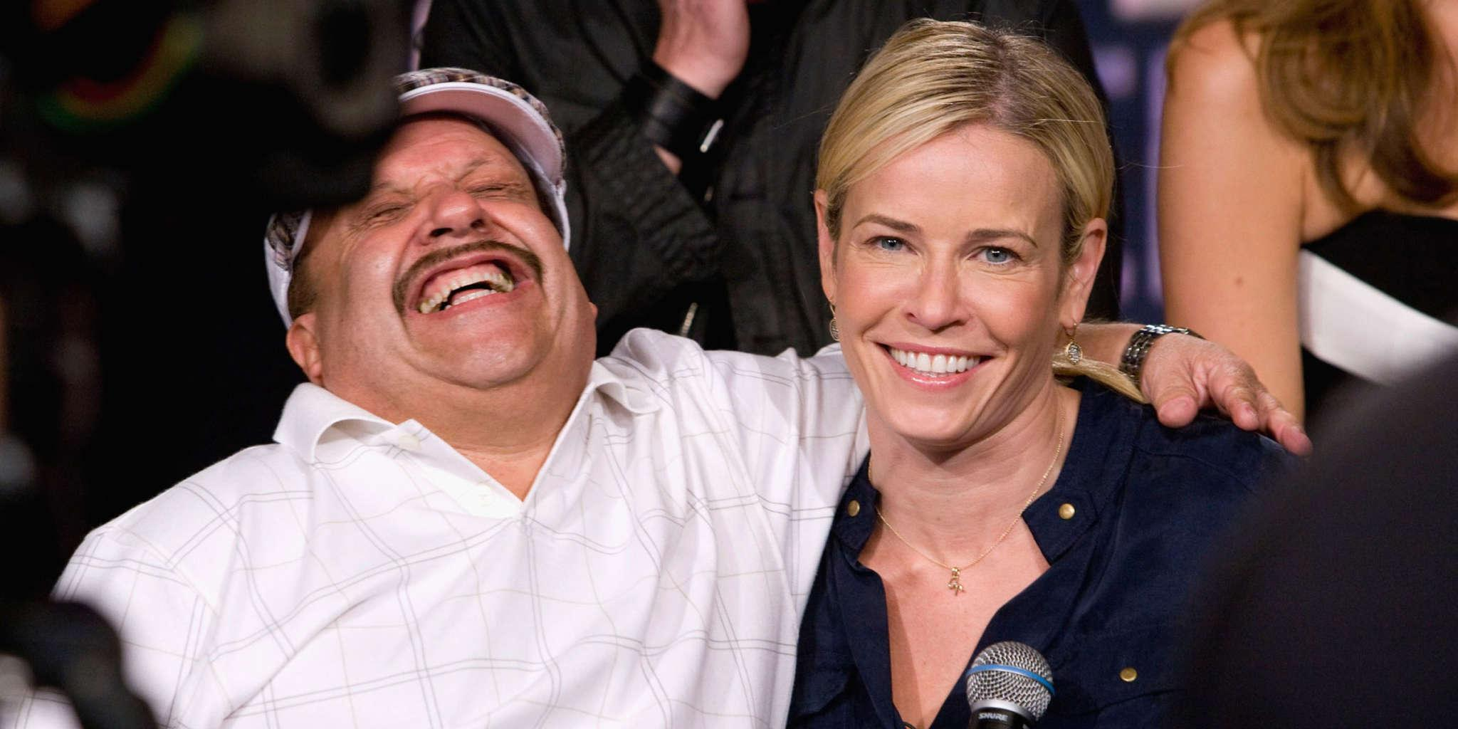 Chelsea Lately Legend Chuy Bravo Passes Away Suddenly In Mexico City Just Days After Celebrating Birthday -- Chelsea Handler Reacts
