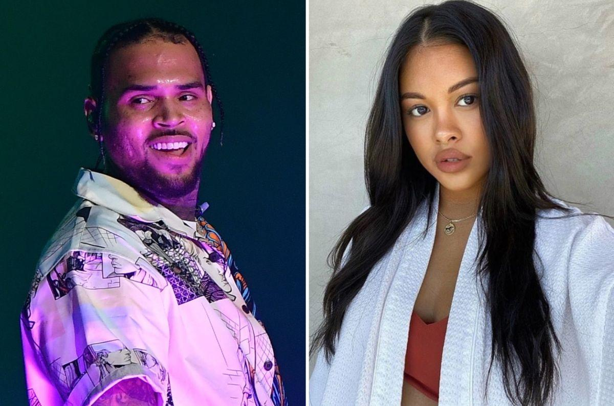 Chris Brown And 'Natural Mom' Ammika Harris Have A 'Strong Bond' After Welcoming Their Son, Source Says
