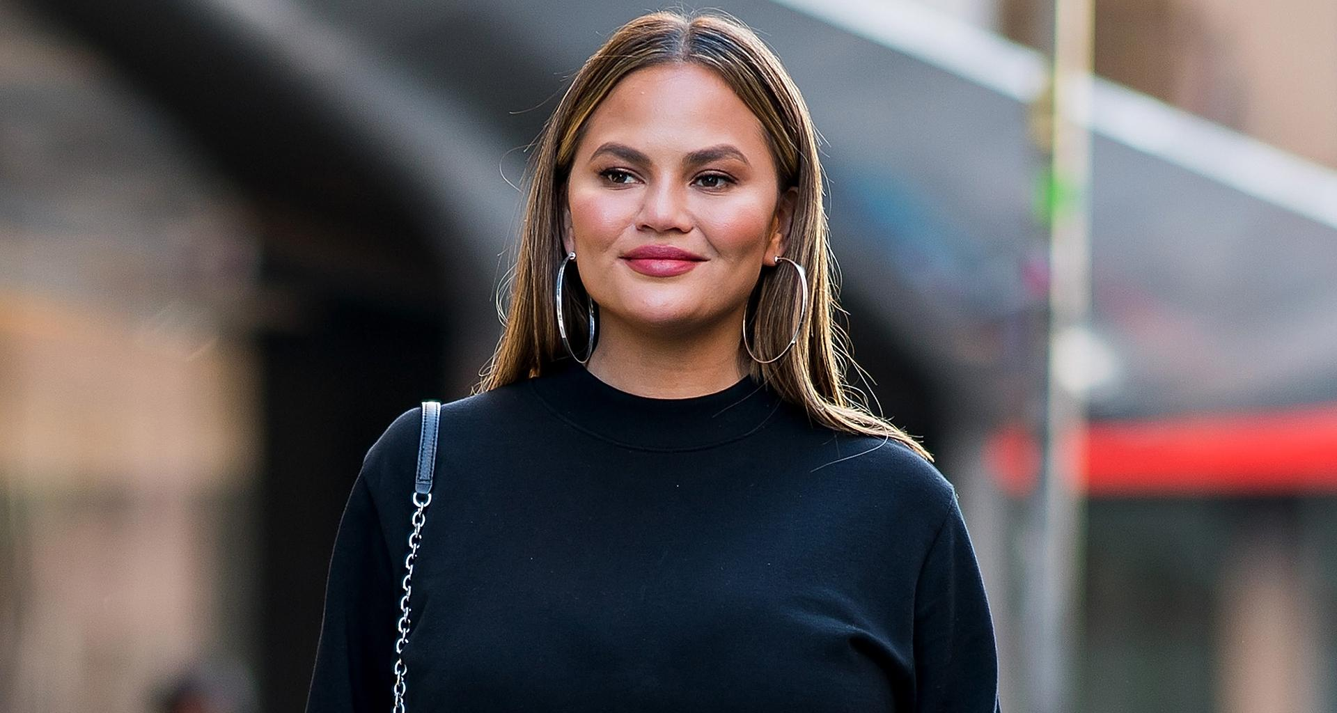 Chrissy Teigen Mom-Shamed For Not Covering Up Enough Around Daughter In New Pic - Check Out Her Response!