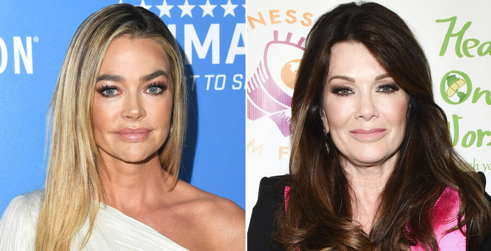 Lisa Vanderpump Would Not Be Against Being Friends With Denise Richards Again