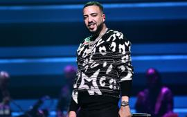 French Montana Looks Ripped In The Gym After Health Scare