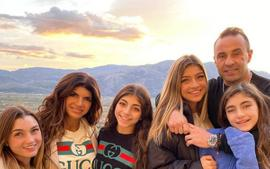 Teresa And Joe Giudice's Daughter Milania Shares Touching Pic With Her Dad - Says She Misses Her 'Buddy!'