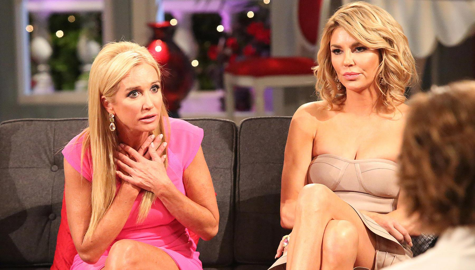 Brandi Glanville And Kim Richards To Show Up In RHOBH's Season 10 'Multiple Times'
