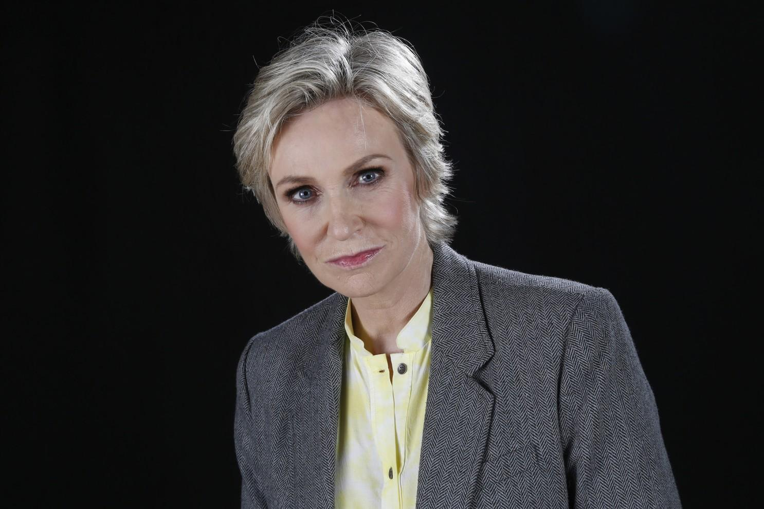 Jane Lynch Gets Backlash After Controversial Stance On Billionaire 'Rights'