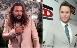 Jason Momoa Unexpectedly Slams Chris Pratt After Posting THIS Picture!