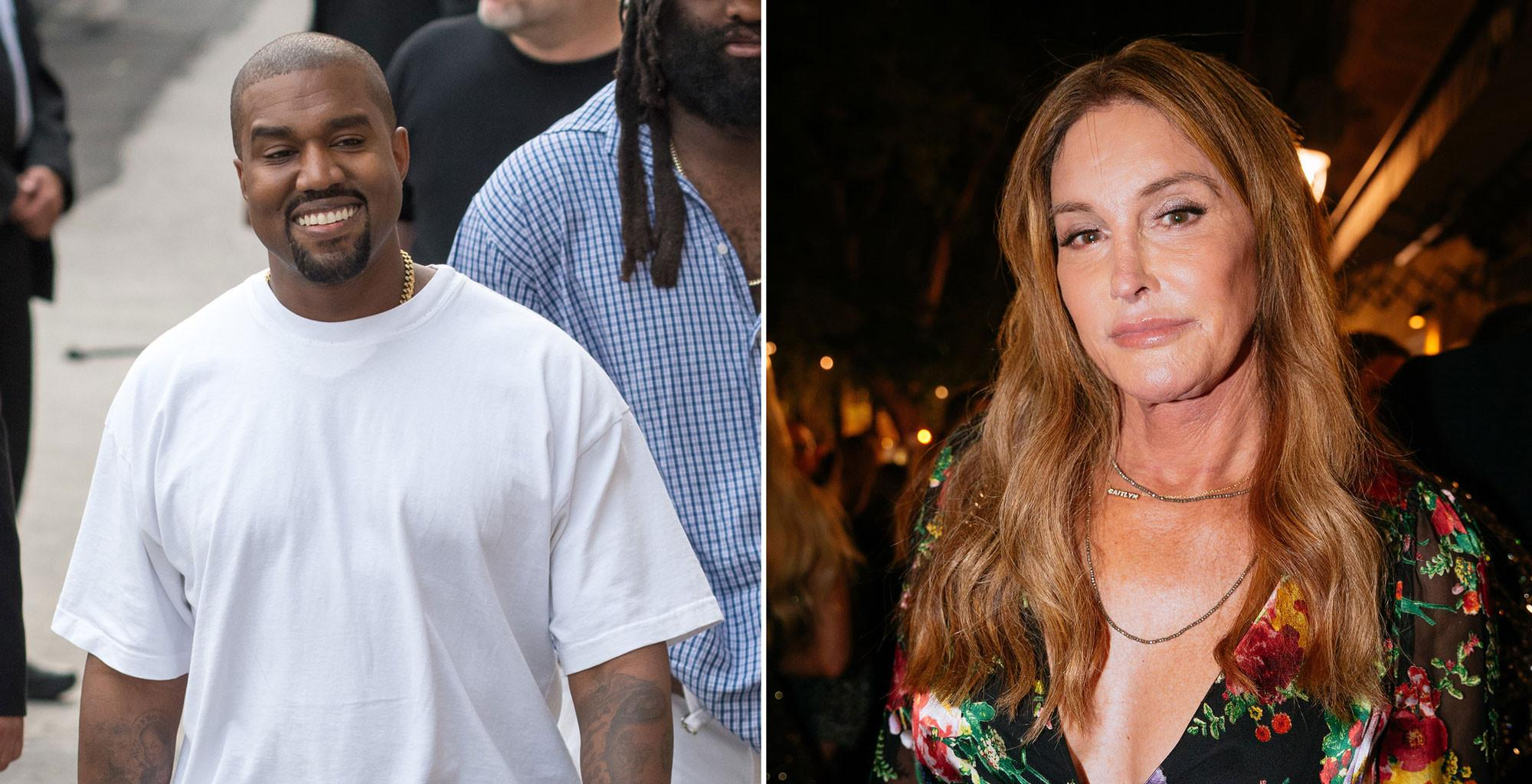 KUWK: Caitlyn Jenner Admits She's Not Familiar With Any Of Kanye West's Music!