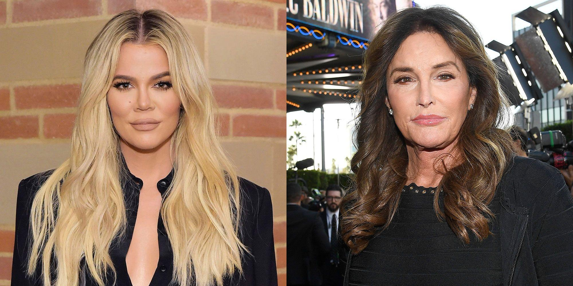 KUWK: Khloe Kardashian 'Confused' After Caitlyn Jenner Revealed They Haven't Been On Speaking Terms For Years