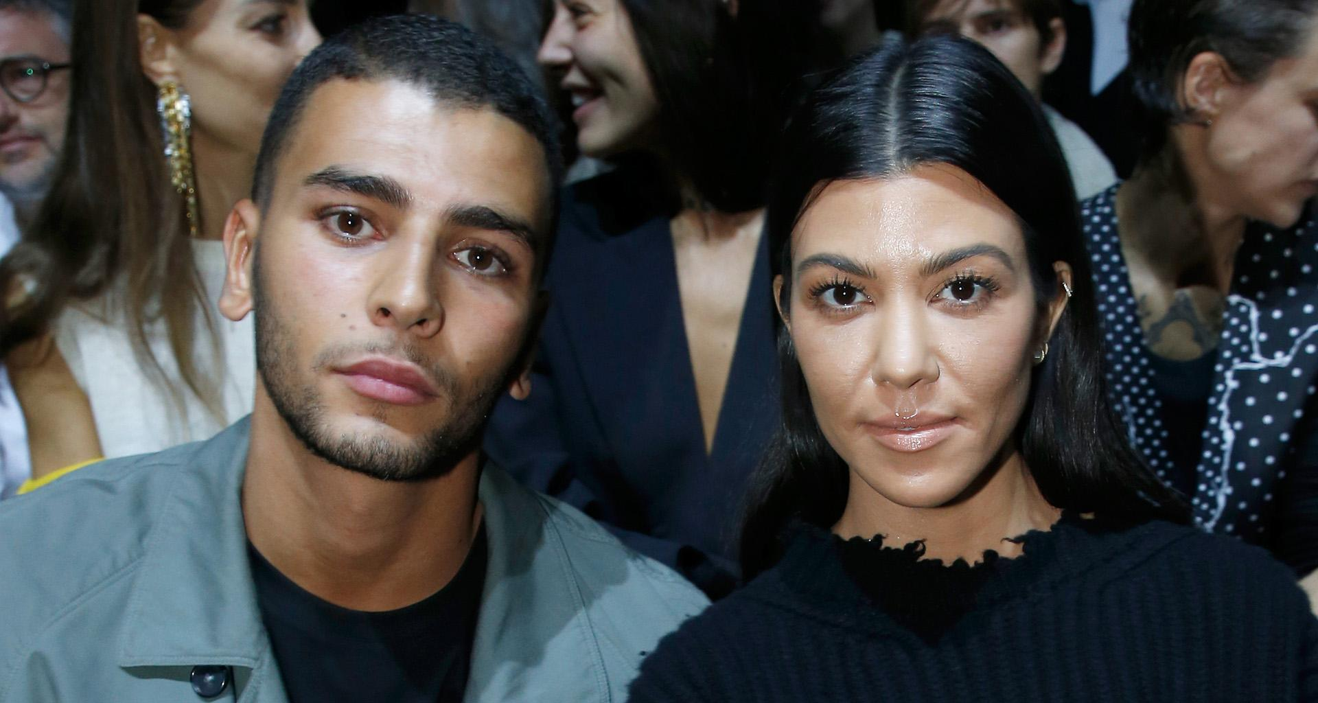 KUWK: Kourtney Kardashian And Younes Bendjima - Her Thoughts On Becoming 'Official' With Him Again!