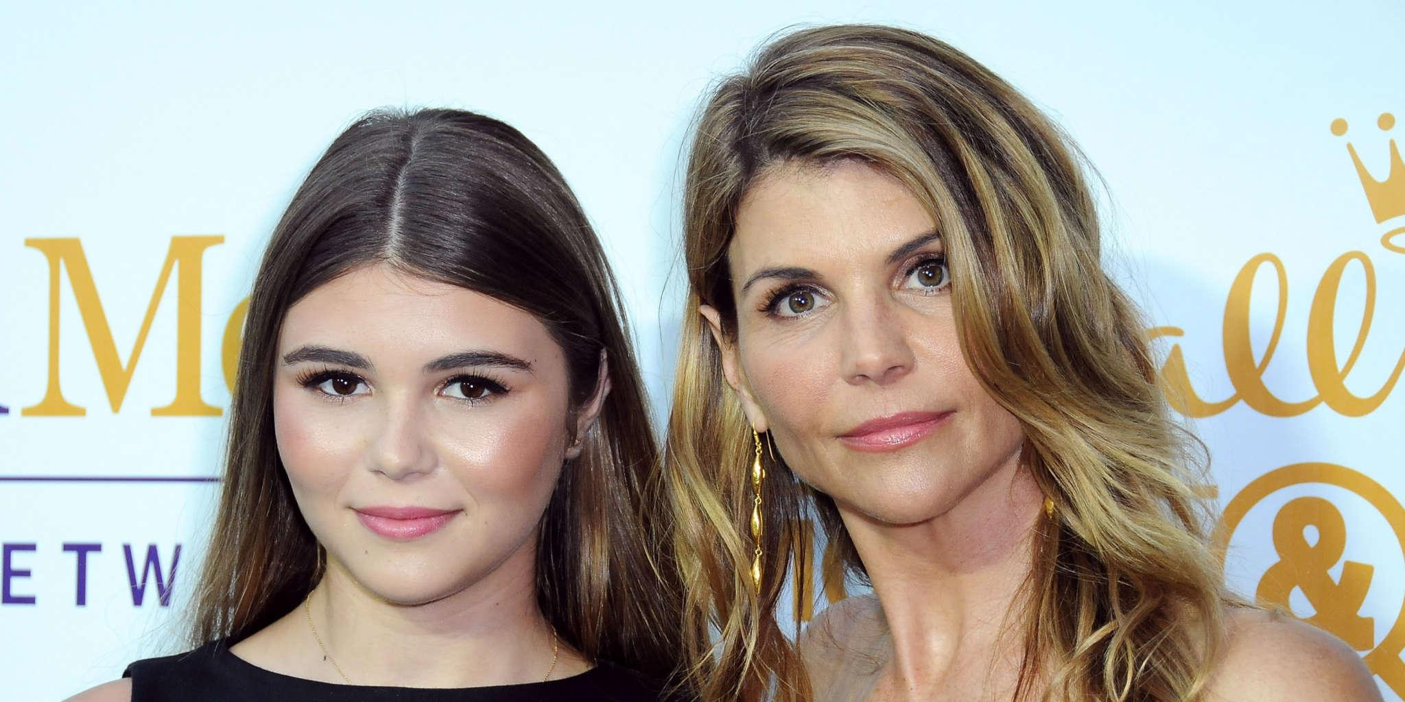 Lori Loughlin Is Supportive Of Olivia Jade Returning To YouTube - She's So 'Proud!'