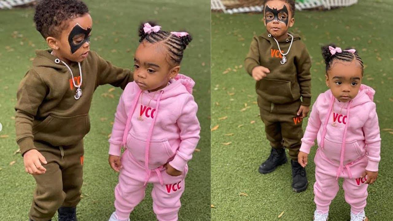 Toya Wright's Videos Featuring Baby Reign Rushing Trying Out Tubs Has Fans Laughing
