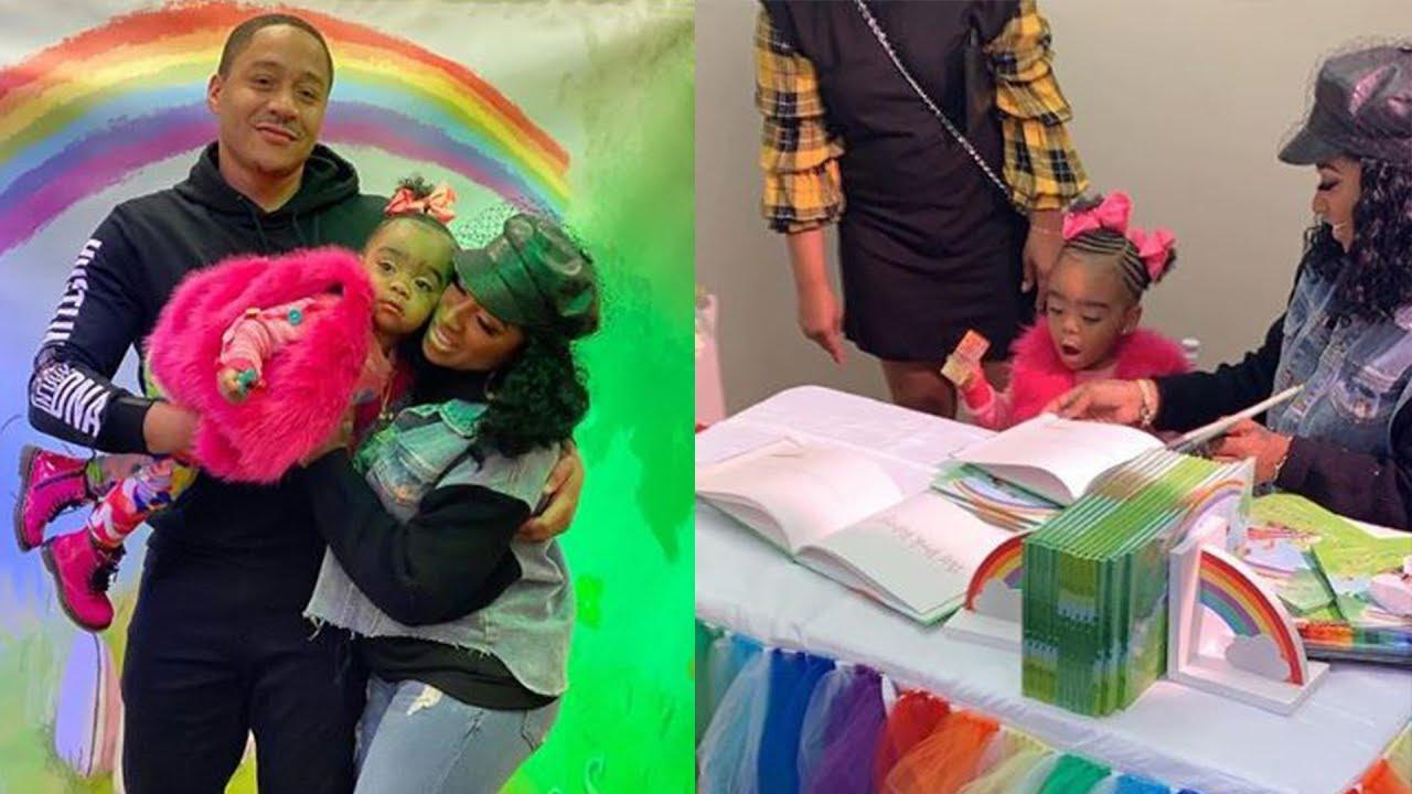 Toya Wright Has The Perfect Stocking Stuffer For Your Little Ones