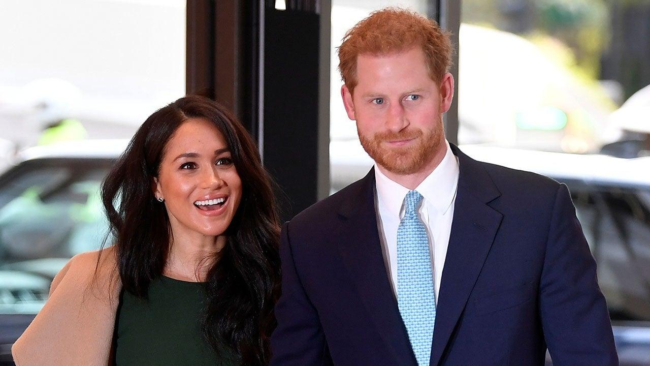 Prince Harry And Meghan Markle Post The Cutest Christmas Card Featuring Baby Archie!