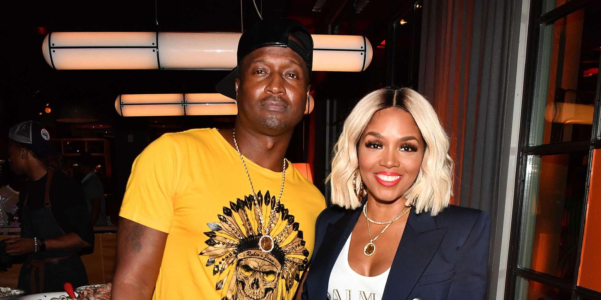 Rasheeda Frost Shares A Video In Which She's Partying With Kirk Frost For Their 20th Anniversary - Grace Hamilton Dances With The Couple