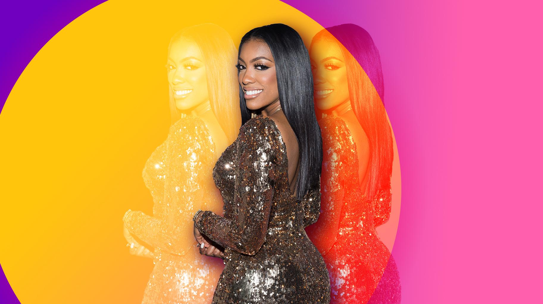 Porsha Williams Ends 2019 With No Makeup Pics With Her Mom On Their Mexico Vacay