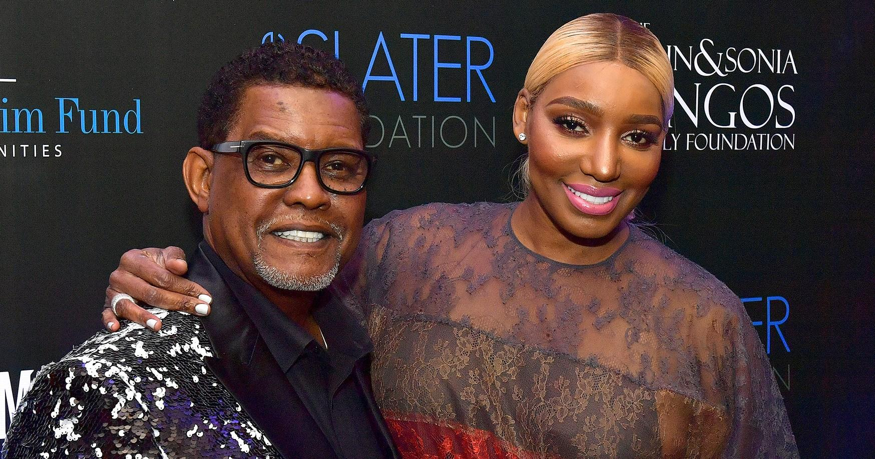NeNe Leakes' Husband, Gregg Leakes Gets The Best News For Christmas - He Is Officially Free Of Cancer