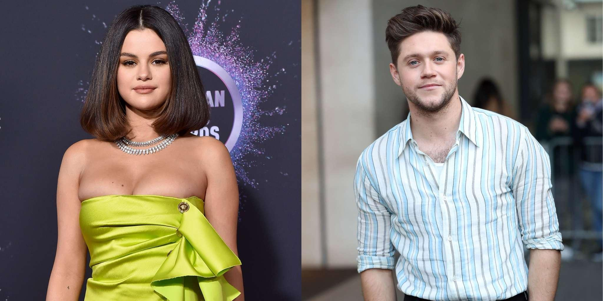 Niall Horan Addresses The Rumors That He And Selena Gomez Are Dating!
