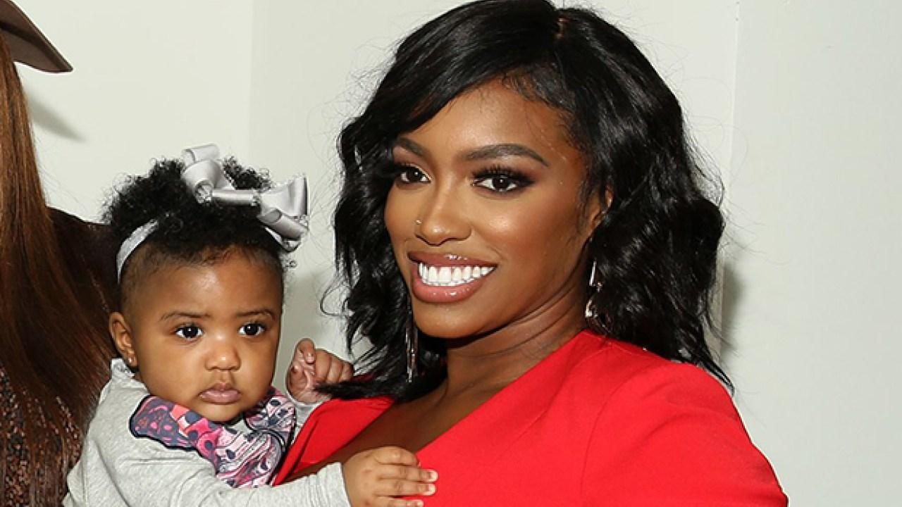 Porsha Williams' Latest Photos With Her Girl PJ Will Make Your Day - See The Happy Baby Here