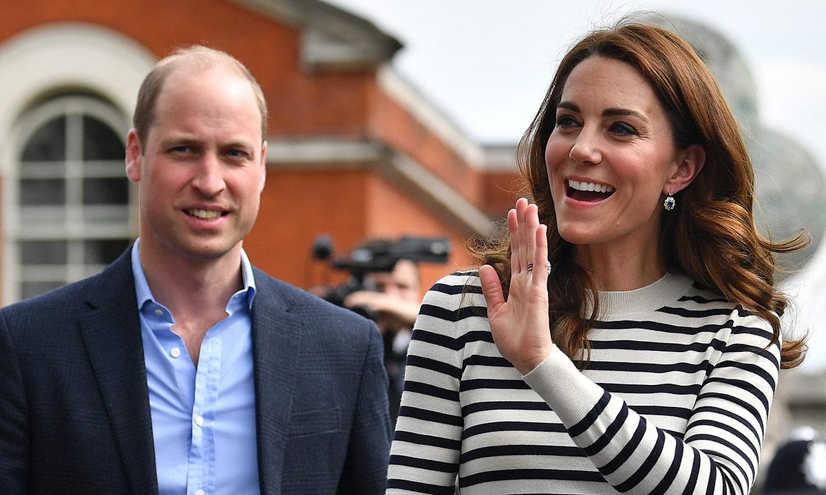Kate Middleton Shrugs Prince William's Hand Off Her Shoulder In Awkward PDA - Check Out The Video!