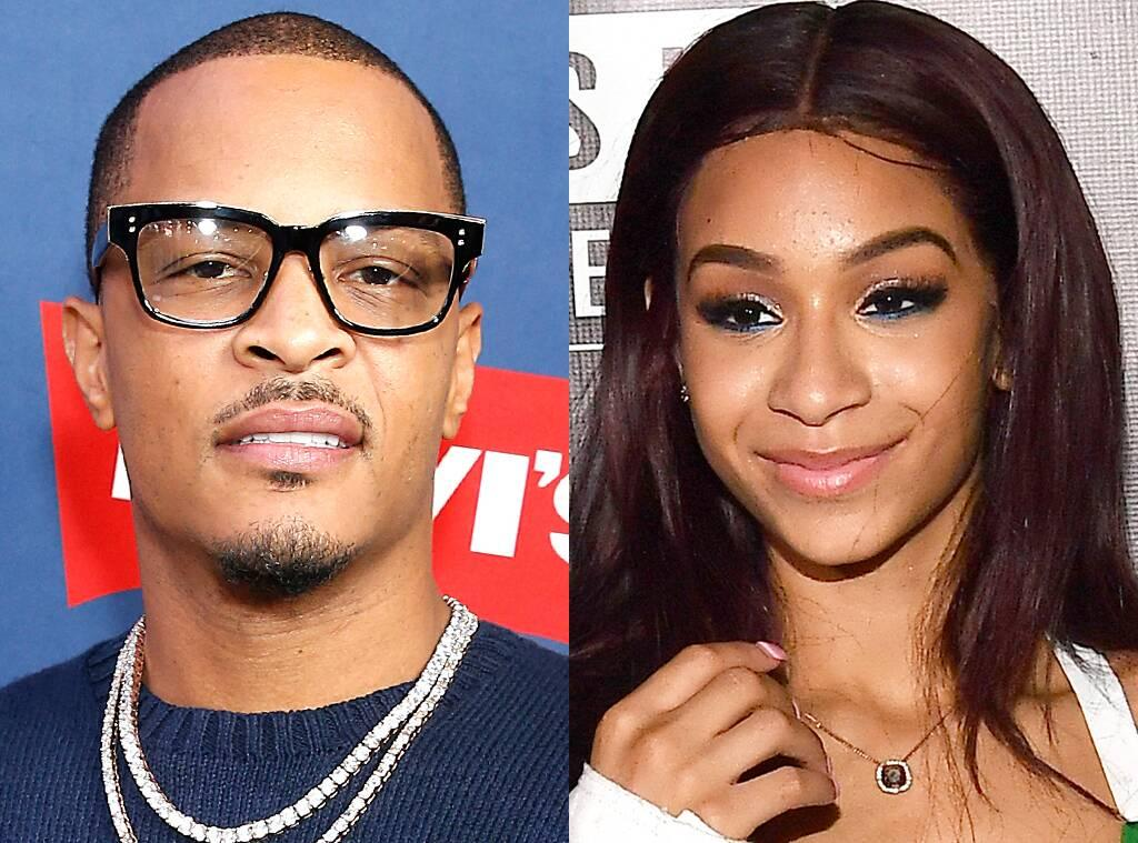 T.I.'s Daughter Deyjah Harris Back On IG - Shows Off New Hair And Tattoo Months After Her Dad's Hymen Comments!