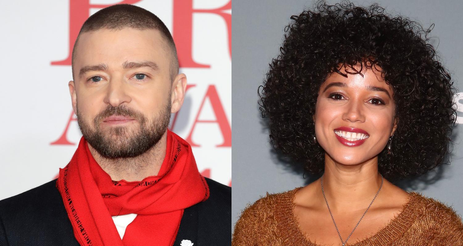 Justin Timberlake Apologizes To Wife Jessica Biel After Holding Hands With Alisha Wainwright