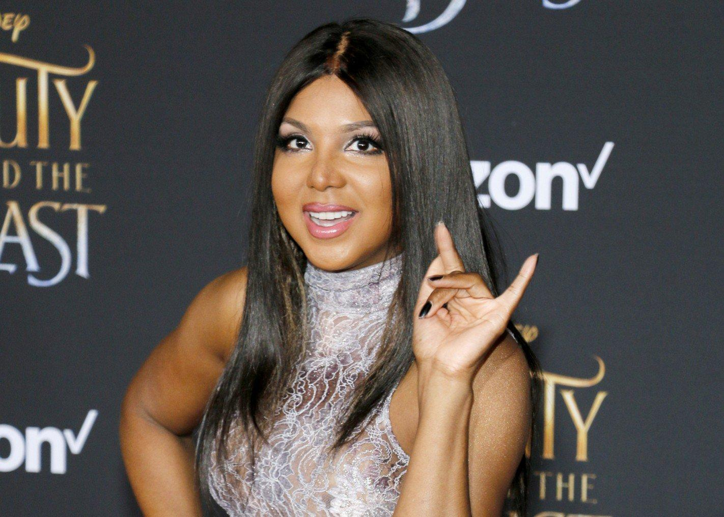 Toni Braxton Wishes Her Sister, Trina Braxton A Happy Birthday And Marks The Event With This Funny Video