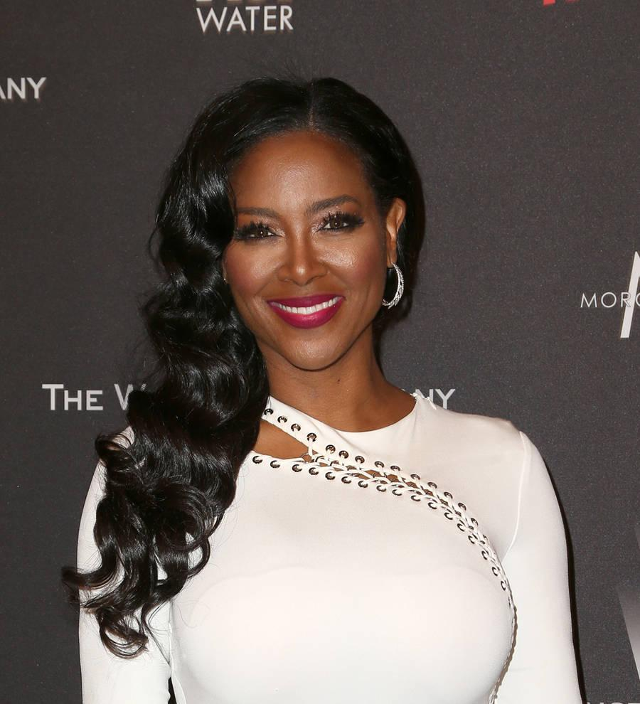 Kenya Moore Praises The Black Queens Who Won The Most Prestigious Beauty Pageants