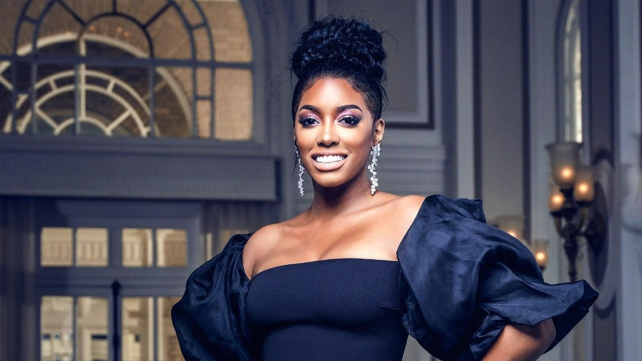 Porsha Williams' Christmas Photo Session With Baby Pilar Jhena Will Make Your Day