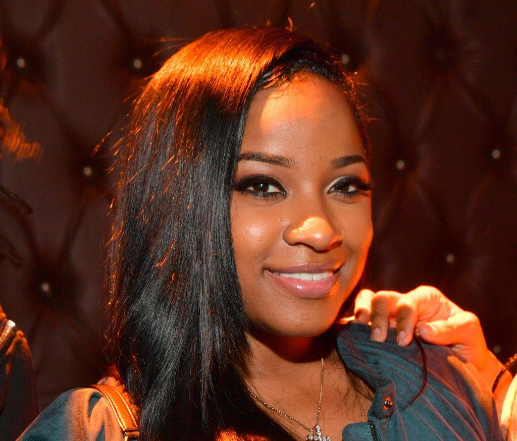 Toya Johnson Looked Amazing In Her New Year's Eve Dress - Check Out The Clip And Photo Here