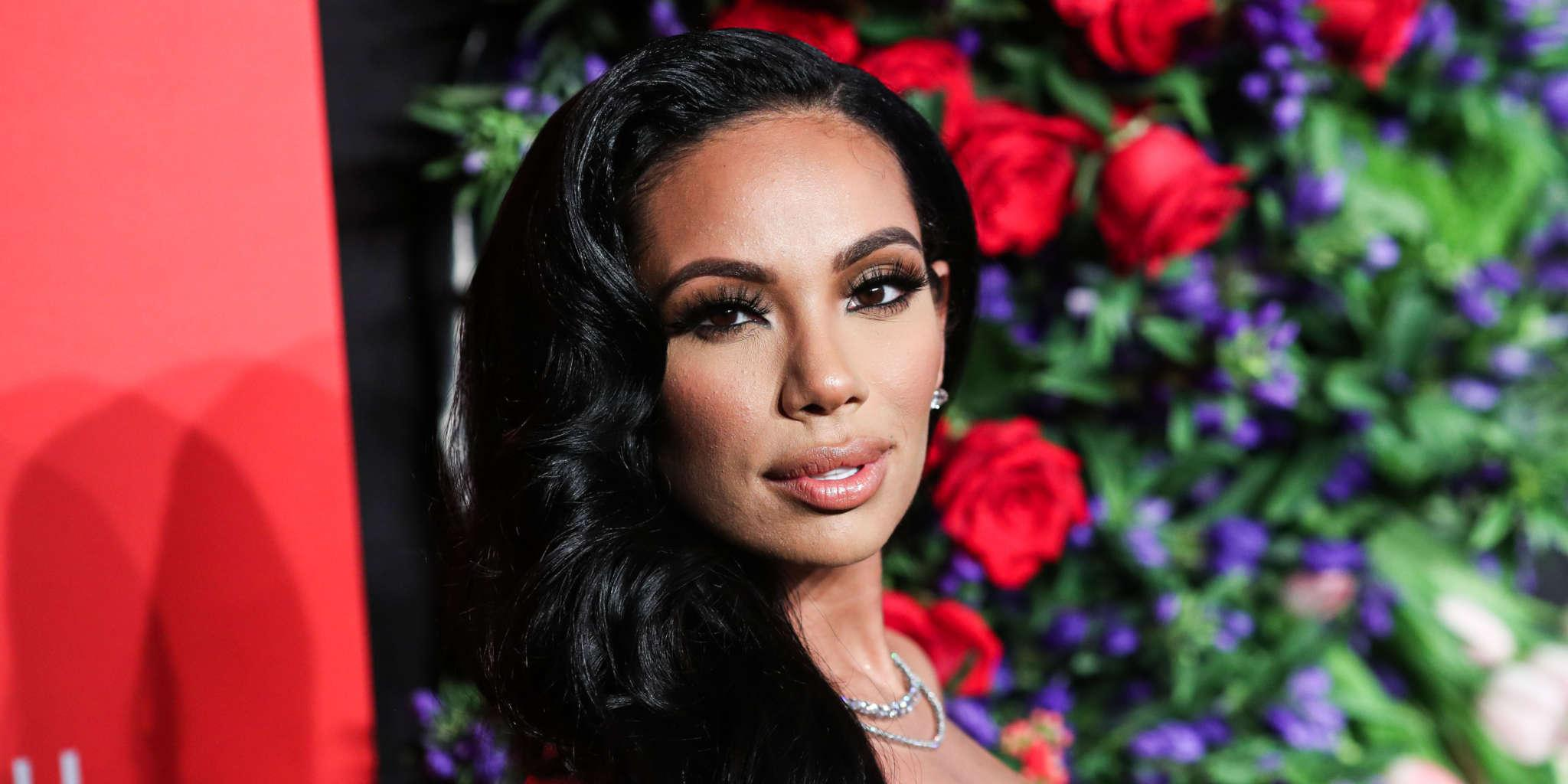 Erica Mena Tells Fans That Her Baby Girl Is In Position - Fans Wish Her A Safe Delivery