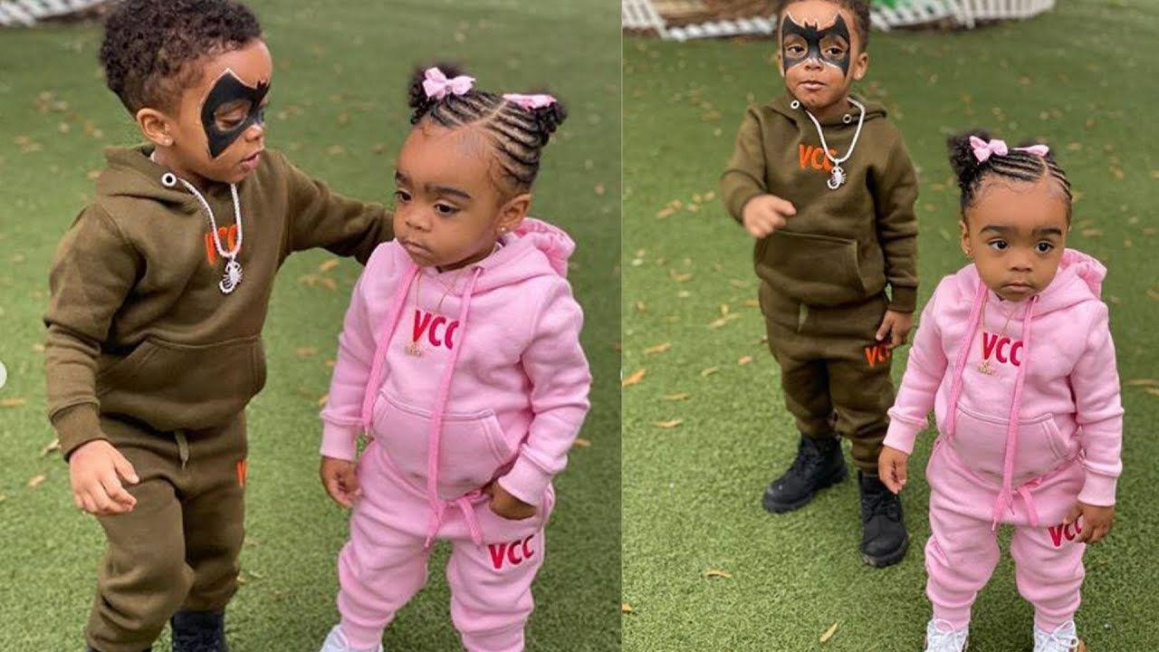 Toya Johnson's Baby Girl, Reign Rushing Is Two Years Old In A Few Weeks
