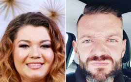 Amber Portwood Dating Dimitri Garcia Only Six Months After Explosive Split From Andrew Glennon - Details!