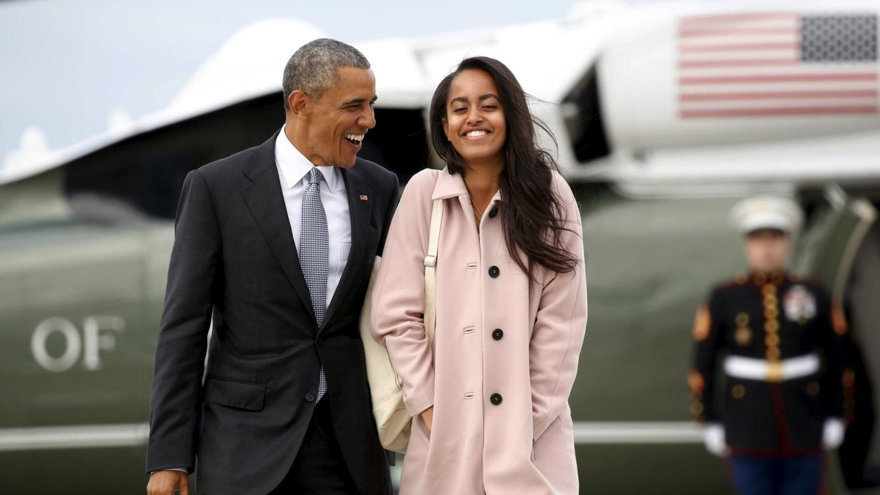 Barack Obama's Eldest Daughter, Malia Obama, Explores London With Her Boyfriend, Rory Farquharson, In Sweet Photos Amidst Reports That The Romance Is Getting More Serious